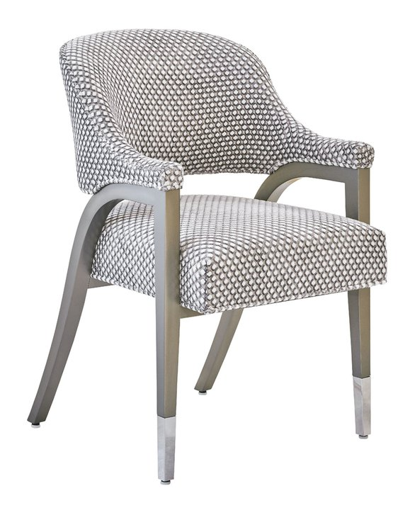 01-803 Bel Air Arm Chair frt vw silver ferrule.jpg