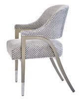 01-803 Bel Air Arm Chair side vw silver ferrule.jpg