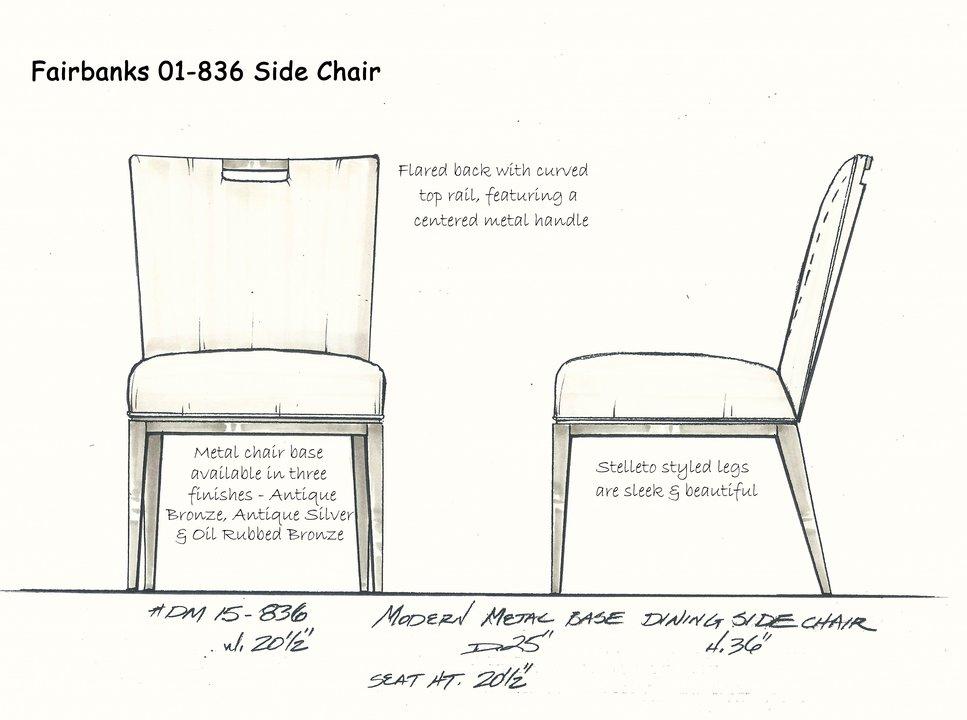 01-836 Fairbanks Metal base Side Chair notated .jpg