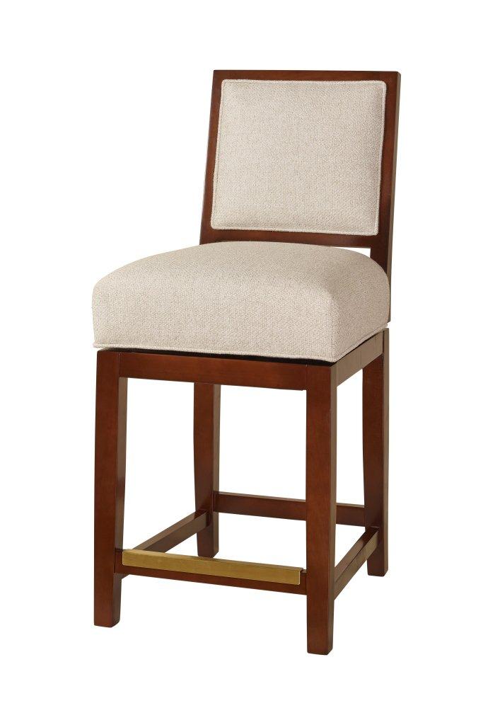 Hampton Counter Height Dining Stool Designmaster Furniture