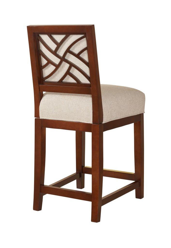 Enjoyable Hampton Counter Height Dining Stool Designmaster Furniture Dailytribune Chair Design For Home Dailytribuneorg