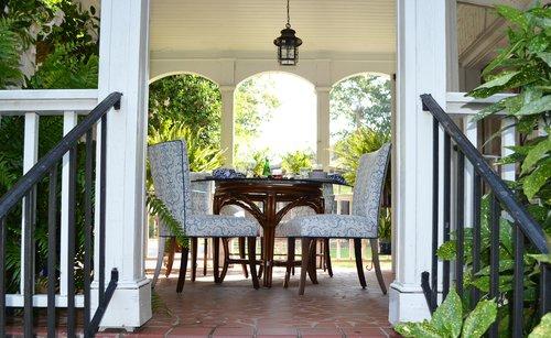 Veranda Danbury Side Chairs
