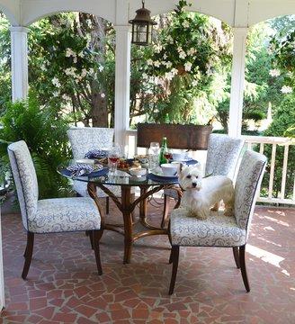 Veranda Danbury Side Chairs and Mac