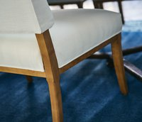 Saxton Side Chair detail