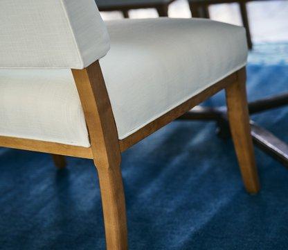 Saxton Side Chair detail