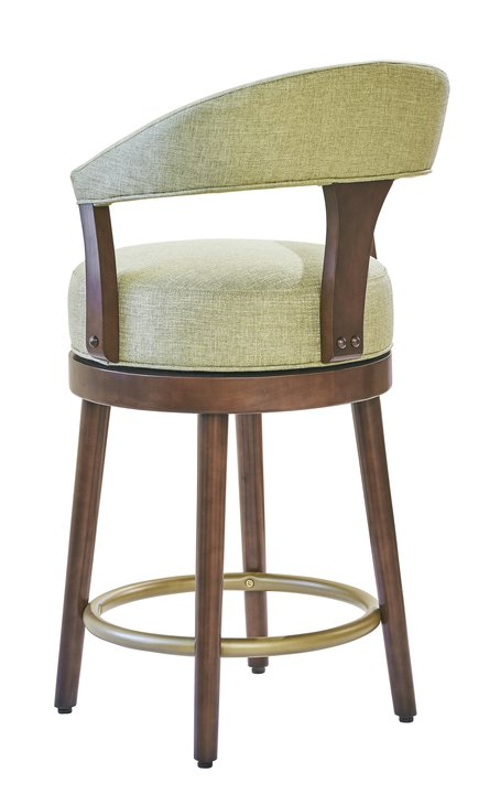 Edgemere 03-825-24 Swivel Arm Ctr Hgt Stool frt vw.jpg