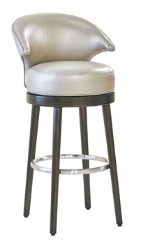 Lynden 03-815-30 Swivel Semi Arm Bar Hgt stool frt vw.jpg