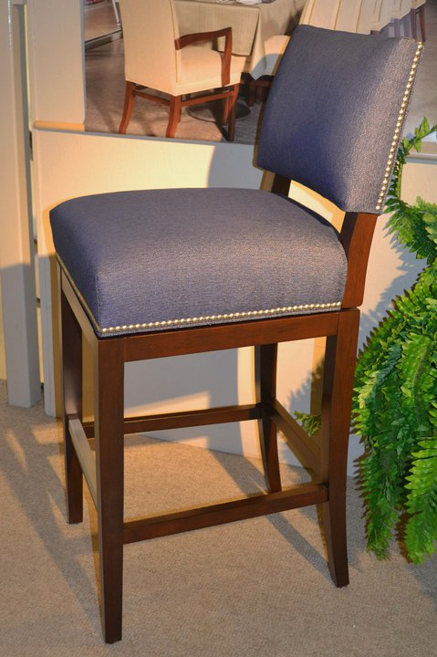 Saxton Bar Height Dining Stool Designmaster Furniture