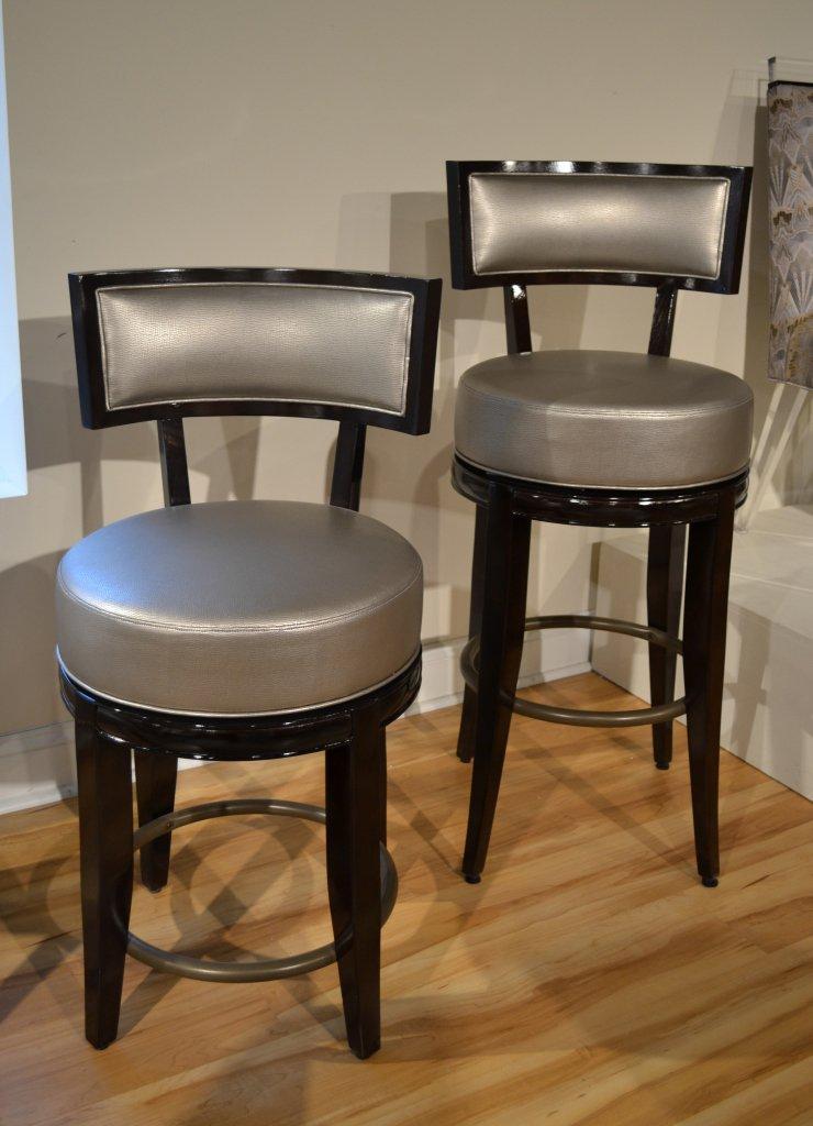 Hilliard Bar Height Dining Stool Designmaster Furniture